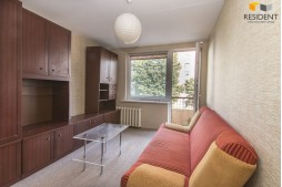 Nuomojamas butas Kalvarijų g. 190, Šnipiškėse, Vilniuje, 28 kv.m ploto, 1 kambariai