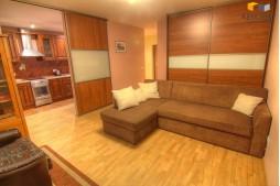 Nuomojamas butas Perkūnkiemio g. , Pašilaičiuose, Vilniuje, 46 kv.m ploto, 1 kambariai