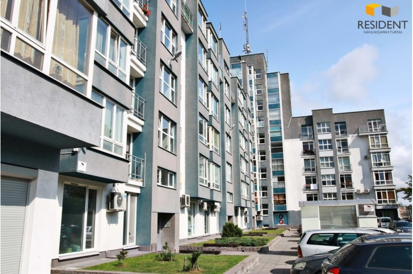 Nuomojamas butas S. Žukausko g. 47, Šiaurės miestelyje, Vilniuje, 48 kv.m ploto, 2 kambariai