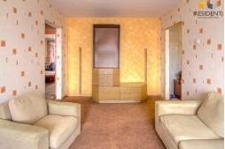 Nuomojamas butas Viršuliškių g. , Viršuliškėse, Vilniuje, 64 kv.m ploto, 3 kambariai