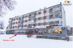 Nuomojamos patalpos Vytauto g. 37, Trakuose, 220 kv.m ploto