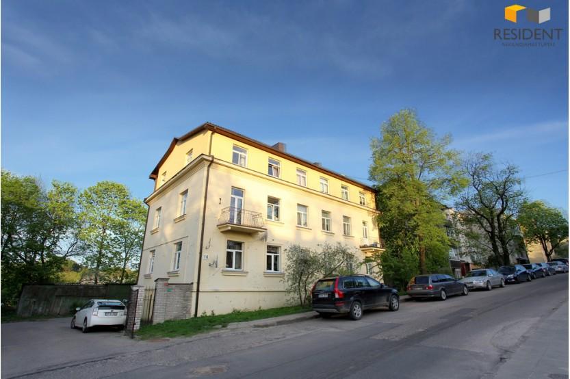 Parduodamas butas Gudų g. , Senamiestyje, Vilniuje, 69 kv.m ploto, 3 kambariai