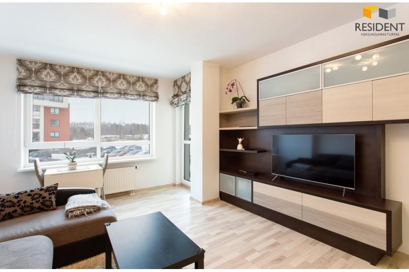 Parduodamas butas I. Simonaitytės g. , Pilaitėje, Vilniuje, 67.23 kv.m ploto, 3 kambariai