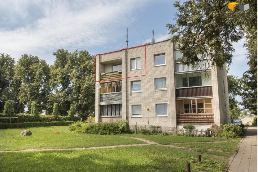 Parduodamas butas Lauko g. , Lentvaryje, 37.39 kv.m ploto, 1 kambariai