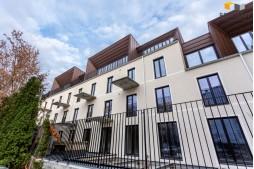 Parduodamas butas Raugyklos g. , Senamiestyje, Vilniuje, 33.52 kv.m ploto, su terasa