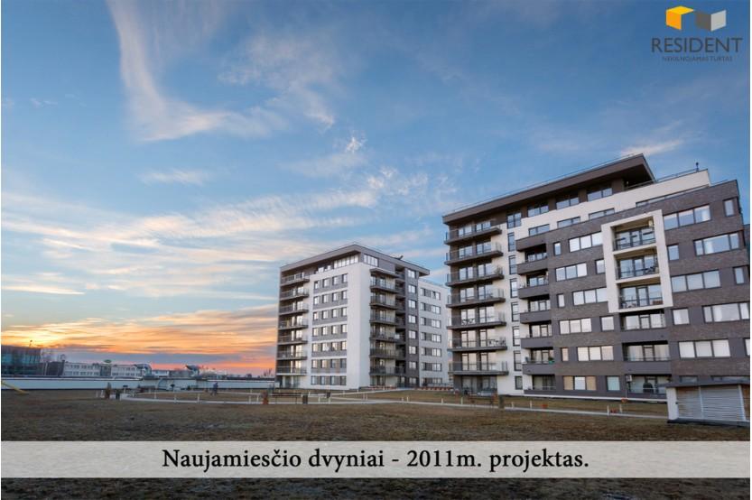 Parduodamas butas Smolensko g. , Naujamiestyje, Vilniuje, 68 kv.m ploto, 2 kambariai