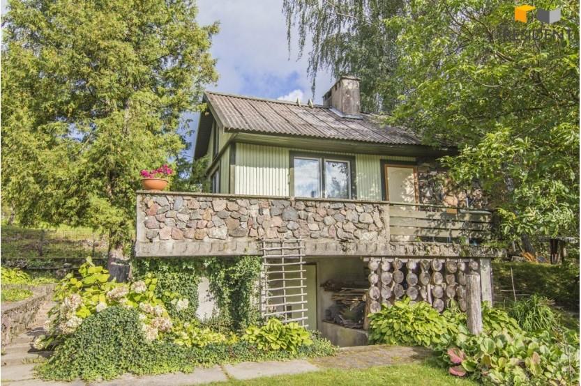 Parduodamas namas Gratiškių k., 48 kv.m ploto, 2 aukštai