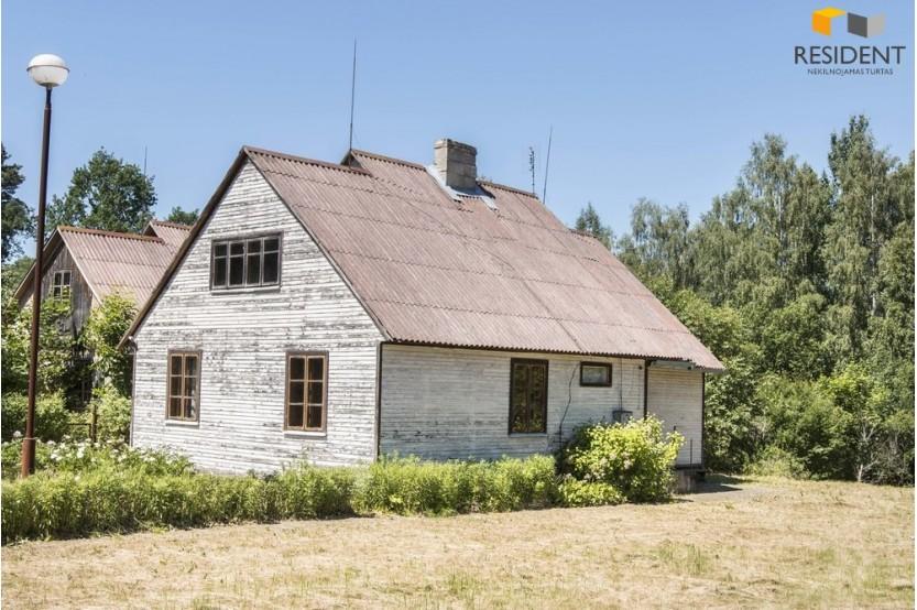 Parduodamas namas Užtrakio g. , Trakuose, 123 kv.m ploto, 2 aukštai