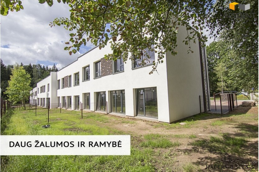Parduodamas namas Vytauto Mačernio g. , Visoriuose, Vilniuje, 82 kv.m ploto