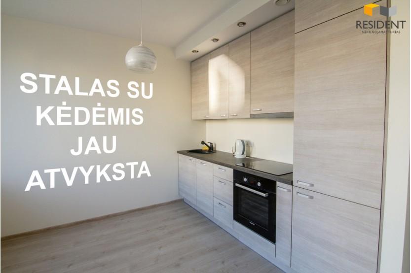 Nuomojamas butas Kazio Ulvydo g. , Žirmūnuose, Vilniuje, 32 kv.m ploto, 1 kambariai