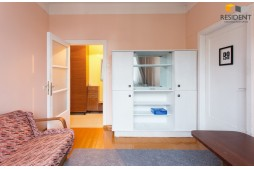 Nuomojamas butas Kęstučio g. , Žvėryne, Vilniuje, 41 kv.m ploto, 2 kambariai