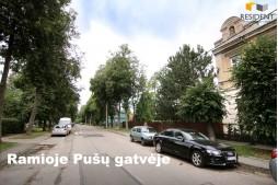 Nuomojamas butas Pušų g. , Žvėryne, Vilniuje, 40 kv.m ploto, 2 kambariai