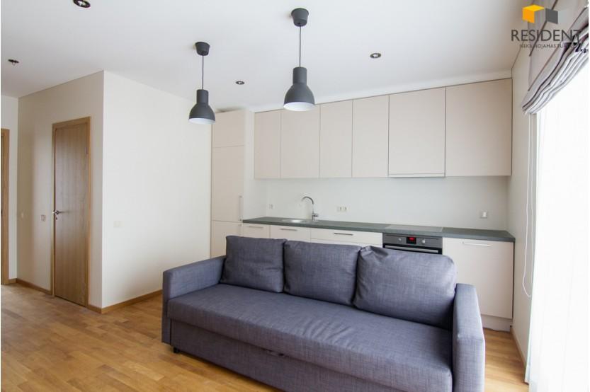 Nuomojamas butas Pušyno kelias , Baltupiuose, Vilniuje, 44 kv.m ploto, 2 kambariai