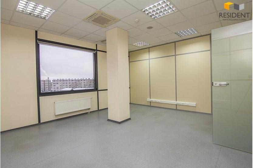 Nuomojamos patalpos Naugarduko g. 100, Naujamiestyje, Vilniuje, 221 kv.m ploto