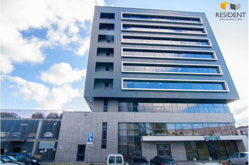 Nuomojamos patalpos Naugarduko g. 102, Naujamiestyje, Vilniuje, 178 kv.m ploto