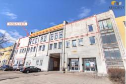 Nuomojamos patalpos Naugarduko g. 97, Naujamiestyje, Vilniuje, 389 kv.m ploto
