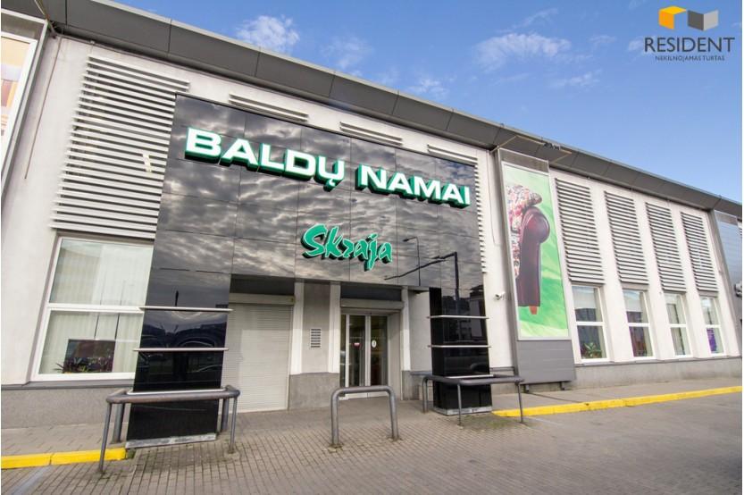 Nuomojamos patalpos Naugarduko g. , Naujamiestyje, Vilniuje, 179 kv.m ploto