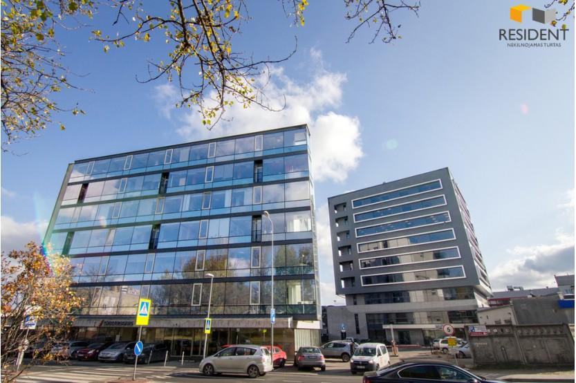 Parduodamos patalpos Naugarduko g. 100, Naujamiestyje, Vilniuje, 178 kv.m ploto