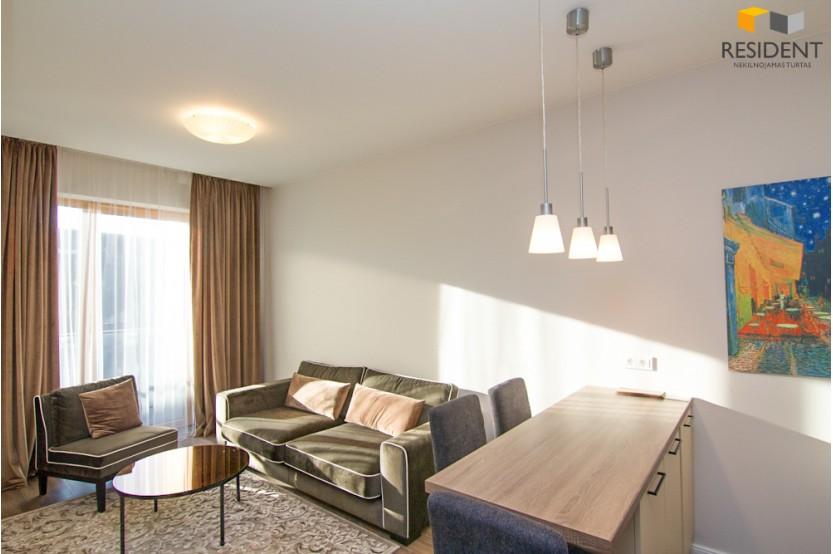 Nuomojamas butas Olimpiečių g. , Senamiestyje, Vilniuje, 42.43 kv.m ploto, 2 kambariai