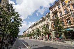 Nuomojamos patalpos A. Rotundo g. Rotundo g. 4A, Senamiestyje, Vilniuje, 54.81 kv.m ploto