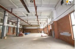 Nuomojamos patalpos Pulko g. , Senamiestyje, Alytuje, 670.5 kv.m ploto
