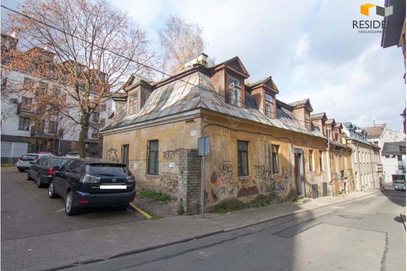 Nuomojamos patalpos Senamiestyje, Vilniuje, 10 kv.m ploto