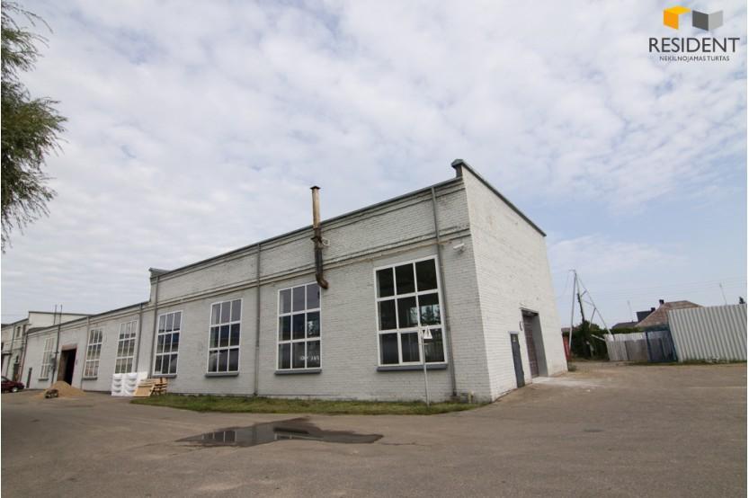 Nuomojamos patalpos Ulonų g. , Senamiestyje, Alytuje, 656 kv.m ploto