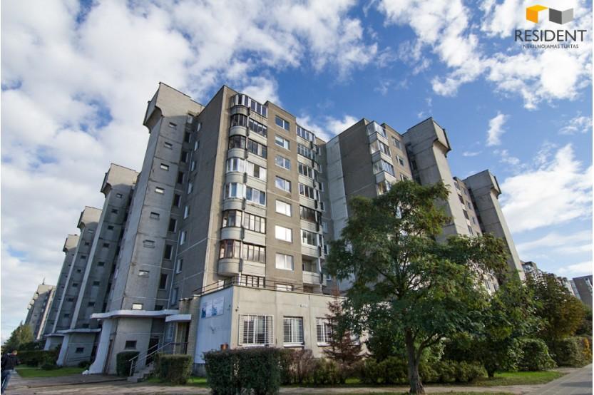 Parduodamas butas I. Kanto al. , Pilaitėje, Vilniuje, 70.12 kv.m ploto, 3 kambariai