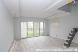Parduodamas butas Karaliaučiaus g. , Pilaitėje, Vilniuje, 91 kv.m ploto, 4 kambariai