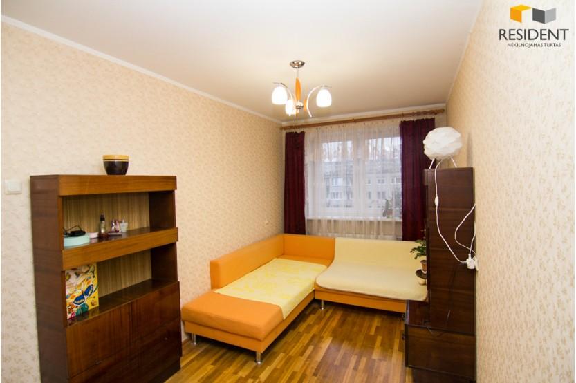 Parduodamas butas Minties g. , Žirmūnuose, Vilniuje, 43.94 kv.m ploto, 2 kambariai
