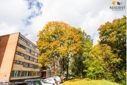 Parduodamas butas Subačiaus g. , Markučiuose, Vilniuje, 25.68 kv.m ploto, 1 kambariai