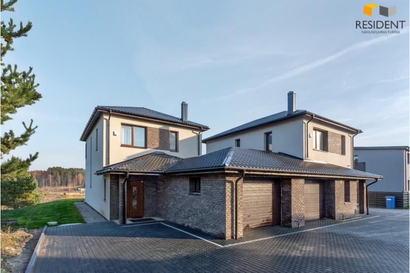Parduodamas namas Mėtų g. , Bajoruose, Vilniuje, 141.64 kv.m ploto, 2 aukštai
