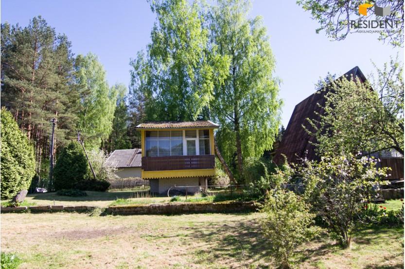 Parduodamas namas Rastinėnų k., 32.02 kv.m ploto, 2 aukštai
