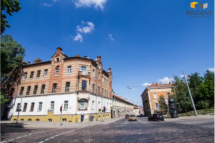 Parduodamos patalpos Aušros Vartų g. , Senamiestyje, Vilniuje, 122.65 kv.m ploto