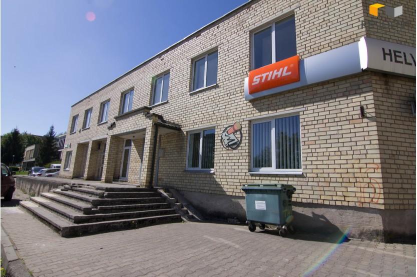 Nuomojamos patalpos Jaunimo g. , Vidzgiris, Alytuje, 249 kv.m ploto