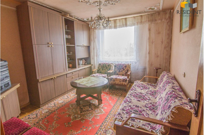 Parduodamas butas Jurgiškių g. , Vidzgiris, Alytuje, 76.79 kv.m ploto, 4 kambariai