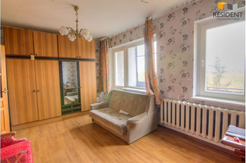 Parduodamas butas Sudvajų g. , Vidzgiris, Alytuje, 50.16 kv.m ploto, 2 kambariai