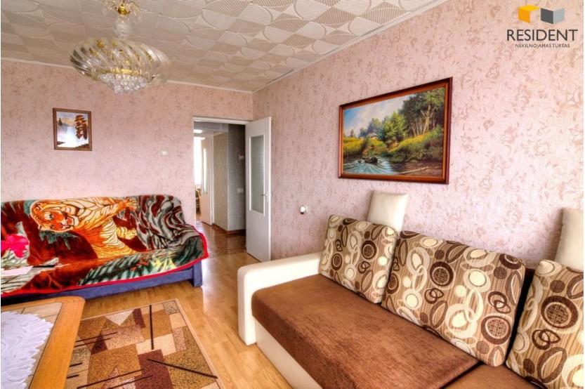 Parduodamas butas Tvirtovės g. , Dainavoje, Alytuje, 47 kv.m ploto, 2 kambariai