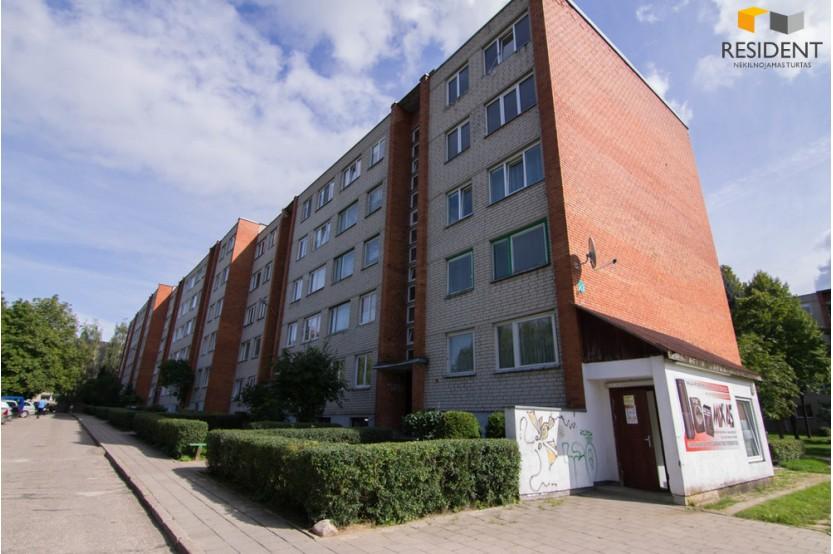 Parduodamas butas Vingio g. , Dainavoje, Alytuje, 65.12 kv.m ploto, 3 kambariai