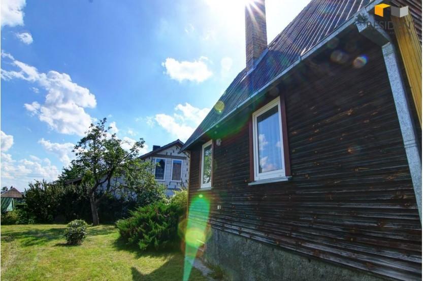 Parduodamas namas Tulpių g. , Nemunaičio k., 72.28 kv.m ploto, 1 aukštai