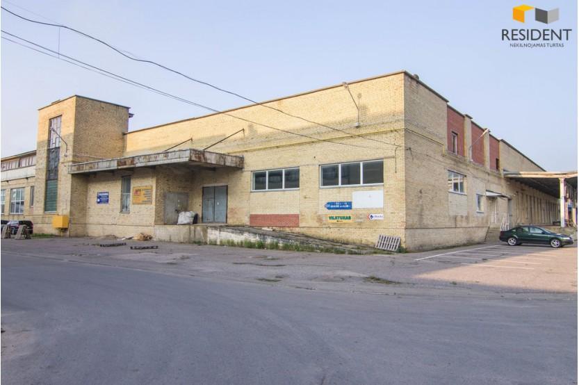 Parduodamos patalpos Pramonės g. 16, , Alytuje, 524.5 kv.m ploto